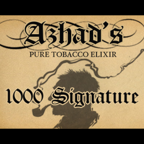 1000 serie Signature by Azhad's Elixirs