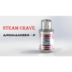 Aromamizer Glass by Steamcrave