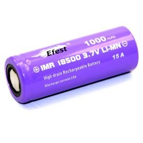 Efest 18500 purple