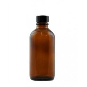 Flacone in vetro ambrato 100 ml