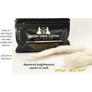 Kendo Gold Edition Vape Cotton