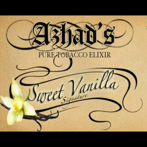 Sweet Vanilla serie Signature by Azhad's Elixirs