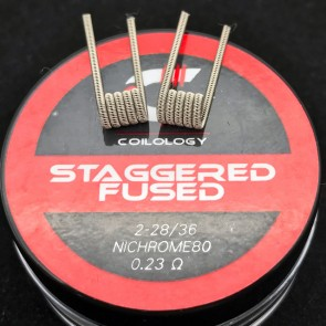 Staggered Fused by Coilology