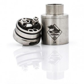 Tugboat 24 RDA Brushed