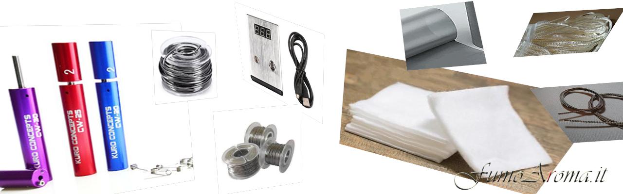 Accessori per rigenerabili