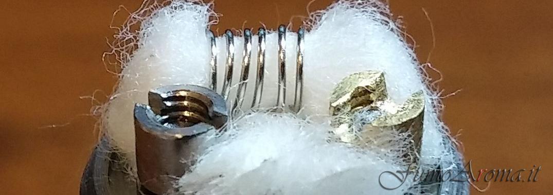 Atomizzatori a Cotone/Wick