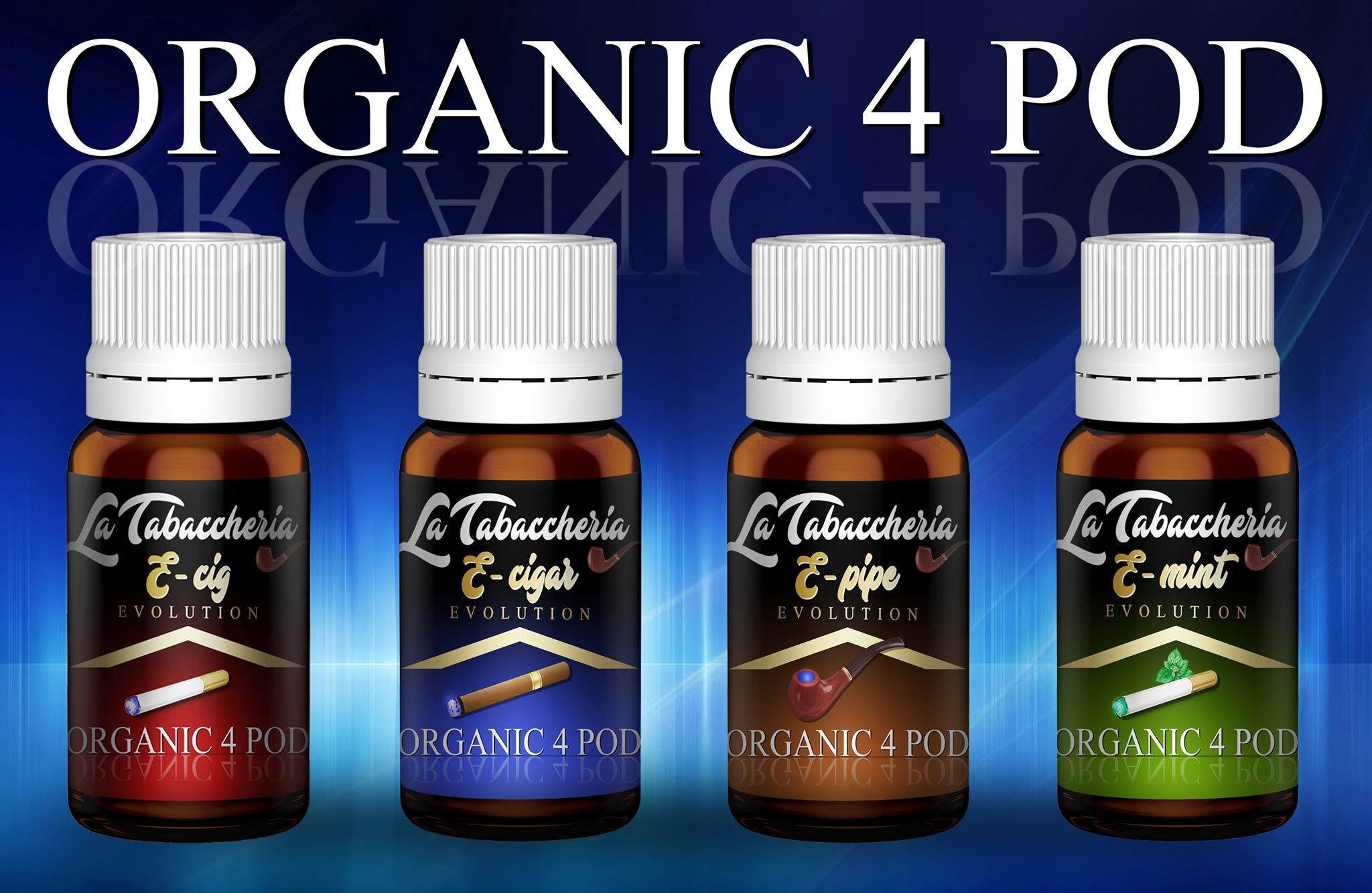 Linea Organic 4 Pod