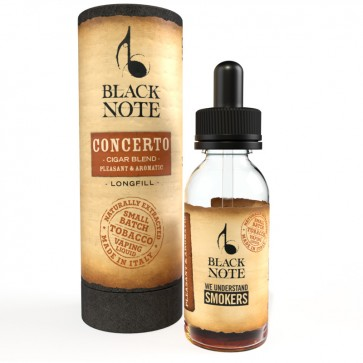 Concerto Aroma Longfill 10+30 ml by Black Note