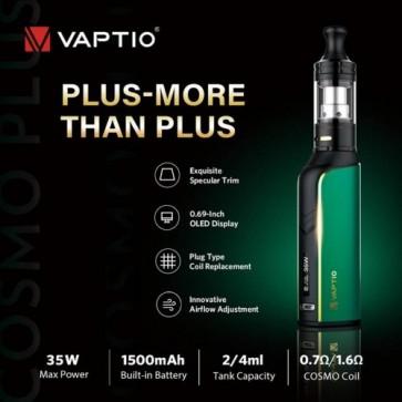 Cosmo Plus Kit by Vaptio