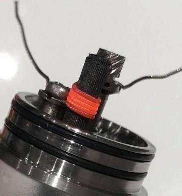 Fresh Round Mini K 0.3 + N 0.1 х 10 by Vaper's Breath