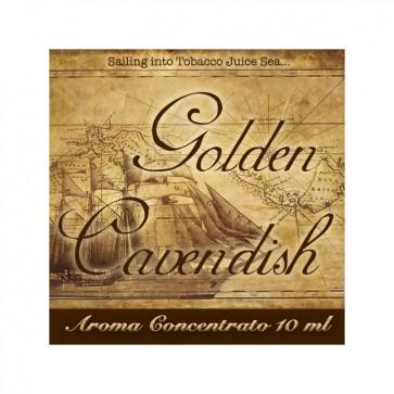 Golden Cavendish Aroma di Tabacco Concentrato 10 ml