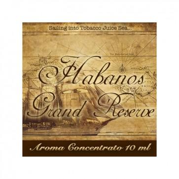 Hab. Grand Reserve Aroma di Tabacco Concentrato 10 ml