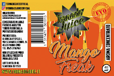 Mango Freak – Aroma EVO 30