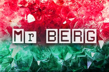 Mr Berg Aroma Revolution 25 by Blendfeel