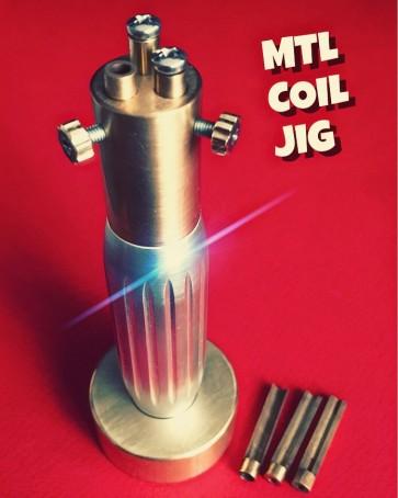 MTL Coil Jig by Vaper's Breath
