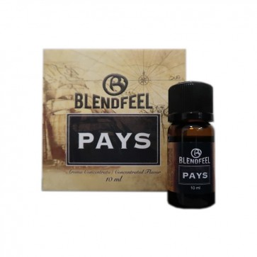Pays - Selection Aroma di Tabacco Concentrato 10 ml