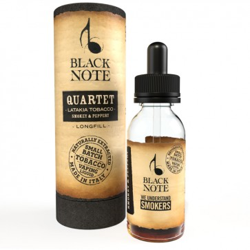 Quartet Aroma Longfill 10+30 ml by Black Note