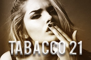 Tabacco 21 Aroma Revolution 25 by Blendfeel