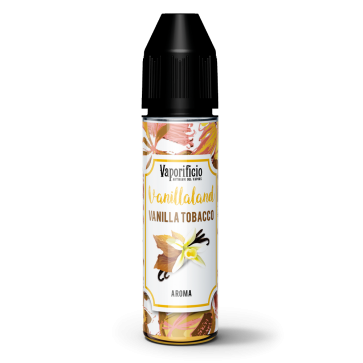 Vanilla Tobacco Serie Vanillaland by Vaporificio