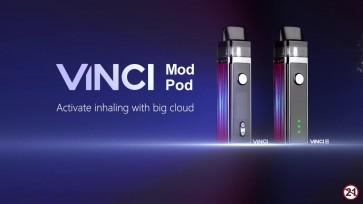 Vinci PodMod 40W by VooPoo