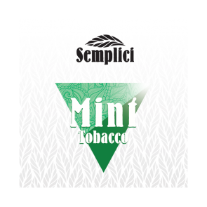 Mint Tobacco Linea Semplici by Azhad 20ml