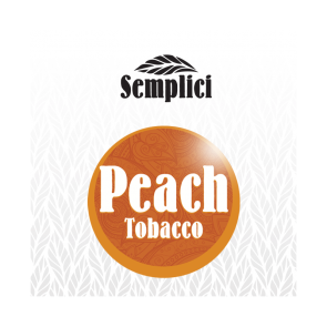 Peach Tobacco Linea Semplici by Azhad 20ml