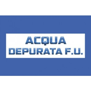 Acqua Depurata F.U. 80 ml