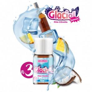 Pina Colada linea Glacial Explosion Extra Strong Aroma 10ml