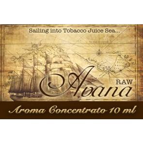 Avana (raw) Aroma di Tabacco Concentrato 10 ml