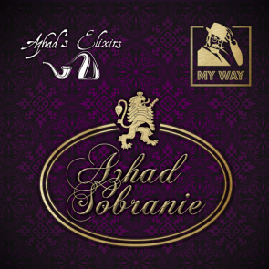 Azhad Sobranie serie My Way by Azhad's Elixirs