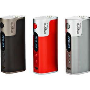 Box Zelos 50W by Aspire