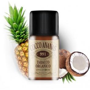 Cocco e Ananas No.991 Aroma Concentrato 10 ml