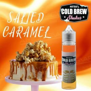 Salted Caramel by Nitro's Cold Brew