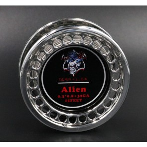 Demon Killer Alien Wire (0.3x0.8 Ribon/AWG32)