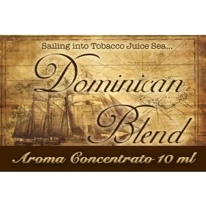 Dominican Blend Aroma di Tabacco Concentrato 10 ml