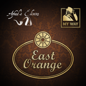 East Orange serie My Way by Azhad's Elixirs