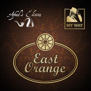 East Orange serie My Way by Azhad's Elixirs