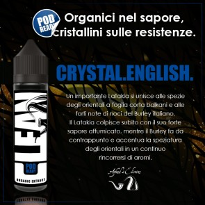 Crystal English Aroma 20 ml by Azhad Clean