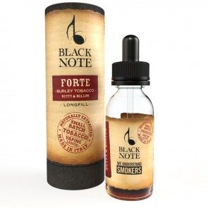 Forte Aroma Longfill 10+30 ml by Black Note