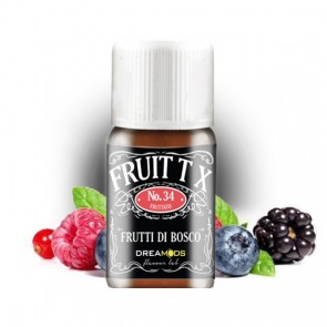Fruitt X No.34 Aroma Concentrato 10 ml