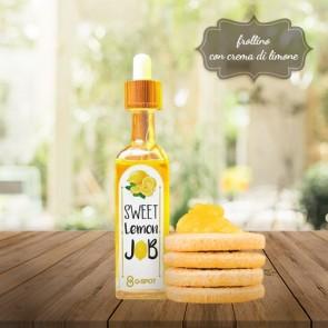 Sweet Lemon Job by G-Spot 20 ml Aroma + 30 ml VG