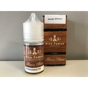 Grandmaster 10/30 ml by Five Pawns