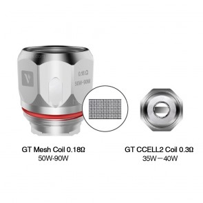 GT Mesh Coil by Vaporesso