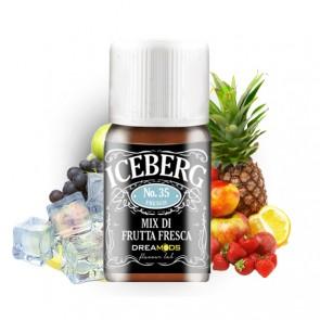 Iceberg No.35 Aroma Concentrato 10 ml