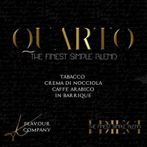 Quarto Aroma Concentrato by K Flavor Company
