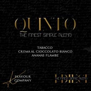 Quinto Aroma Concentrato by K Flavor Company
