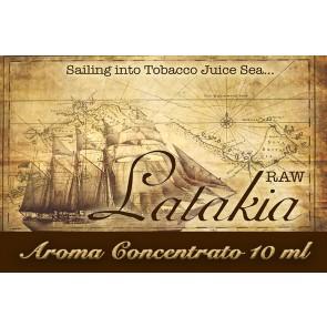 Latakia (raw) Aroma di Tabacco Concentrato 10 ml