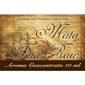 Mata Fina (raw) Aroma di Tabacco Concentrato 10 ml