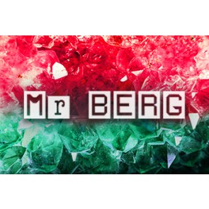 Mr Berg Aroma Revolution 25 by Blendfeel