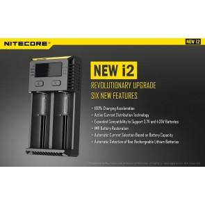 Intellicharger New i2 Nitecore